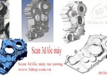 Scan 3D lốc máy