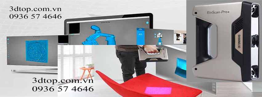 Bán máy Scan 3D